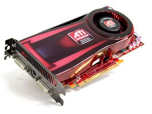 ATI Radeon™ HD 4770 Graphics