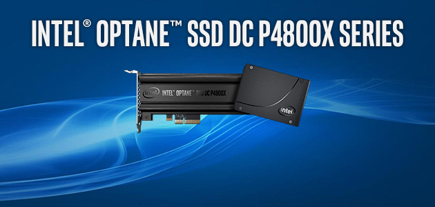 Intel Doubles Capacity of World's Most Responsive Data Center SSD