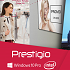 Take part in seminar of Prestigio Business and education solutions - Digital Signage & Multiboards.