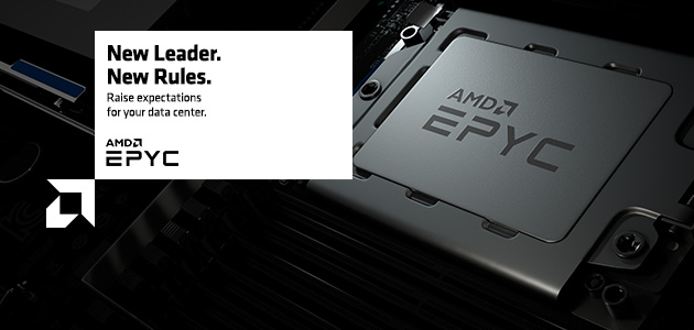 AMD launches new Server CPU: 2nd generation EPYC 7nm technology, up to 64 cores and 128 threads