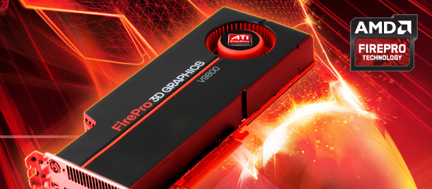 AMD Selects SAPPHIRE as Exclusive Global Distribution Partner for AMD FirePro™ Professional Graphics