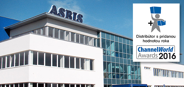 "ASBIS becomes ""Value Added Distributor of the Year"" in Slovakia"