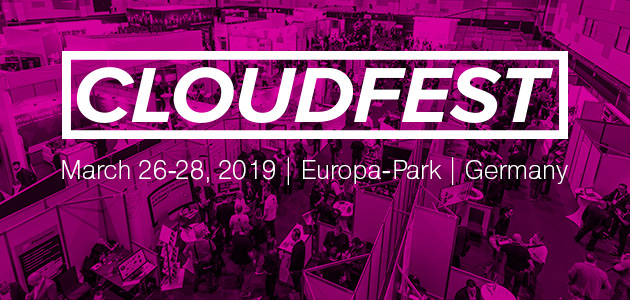 ASBIS will participate at the annual CloudFest, March 26-28, 2019 in Rust, Germany