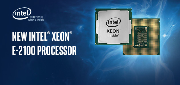 New Intel Xeon E Processor Tailored for Entry-level Workstations