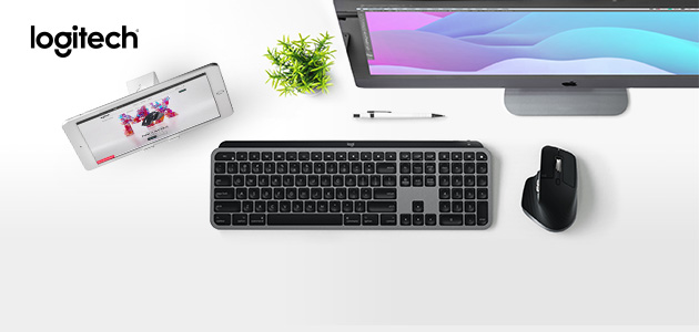 Logitech Empowers Your Mac with MX Master 3 and MX Keys Series for Mac