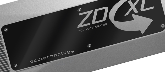 OCZ Technology Delivers the Plug-and-Play SQL Server Optimized ZD-XL SQL Accelerator