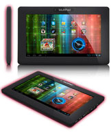 Prestigio MultiPad family